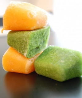 Diversificarea alimentaţiei între 8-10 luni