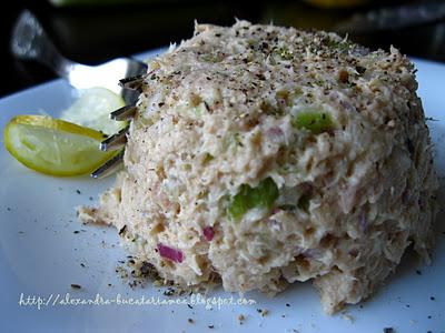 Salată cu ton – the easy way