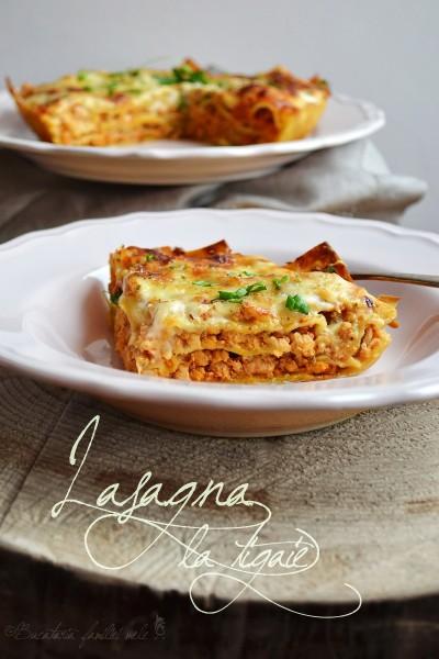 [:en]Skinny Skillet Lasagna[:ro]Lasagna la tigaie[:]