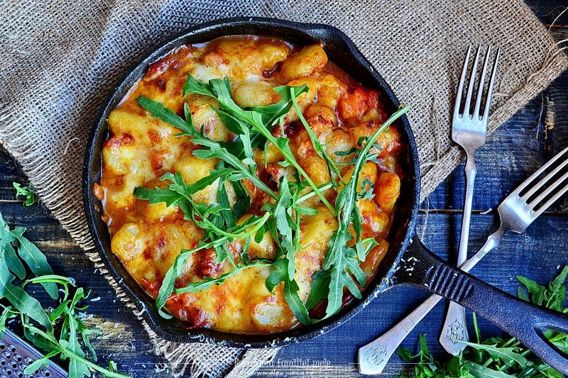gnocchi de cartofi