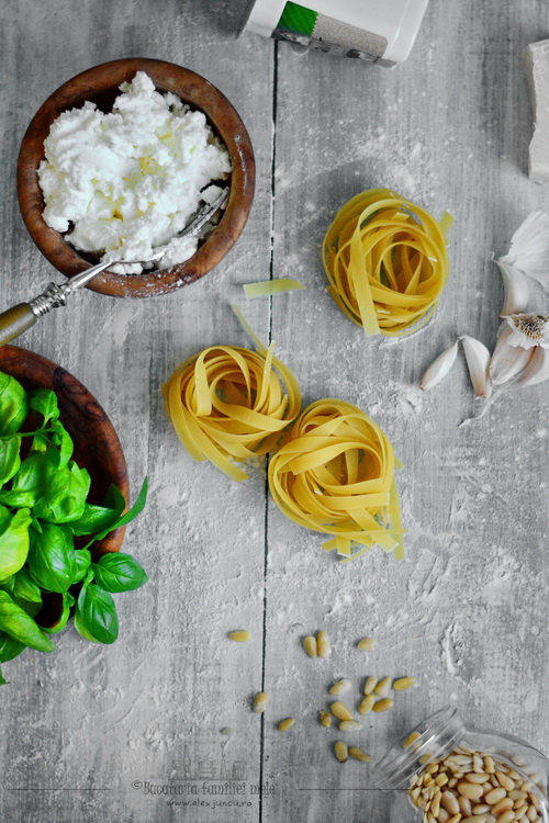 ingrediente pesto