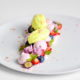 Gateste cu Electrolux la Taste of London – Pavlova | Basil Ice Cream | Blueberry Meringue | Strawberry Marshmallows