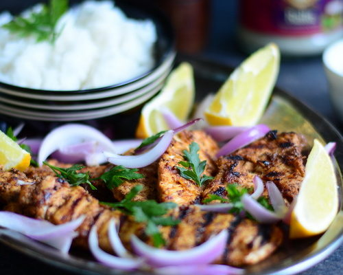 [:ro]Grilled Tandoori Chicken[:]