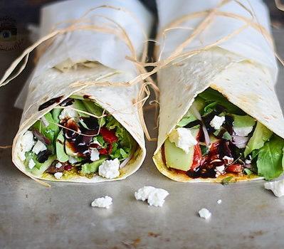 [:ro]Veggie wrap[:]