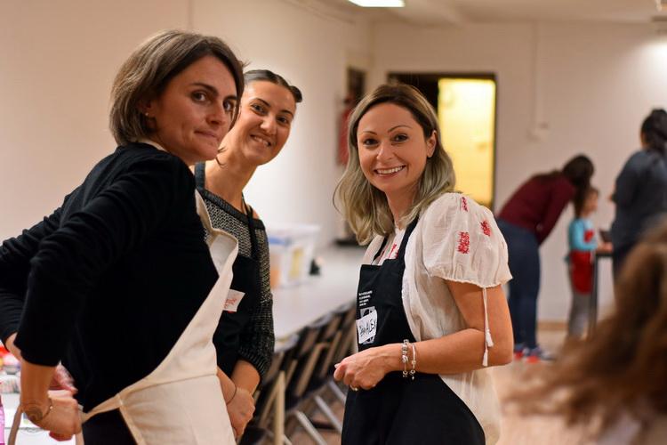 atelier de gatit pentru copii - carrot cake- prajitura cu morcovi- alex juncu- bucataria familiei mele