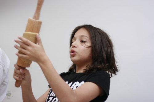 Atelier de gatit pentru copii - turta dulce- Alexandra Juncu