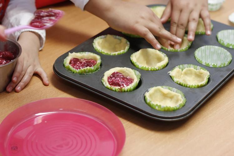 Atelier de gatit pentru copii - Bucataria familiei mele