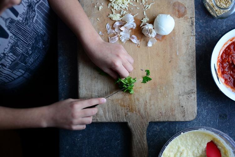 Paste cu 4 brânzeturi – paccheri quatro formaggi, gratinate -Bucataria familiei mele - Alex Juncu