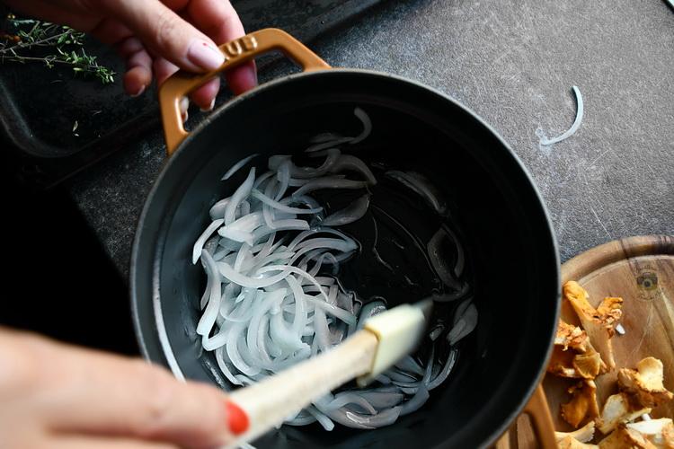 ceapa călită- Bucătăria familiei mele - Alex Juncu