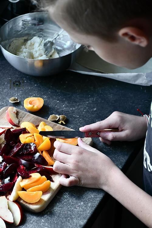 fructe pentru galette - Bucătăria familiei mele - alex juncu