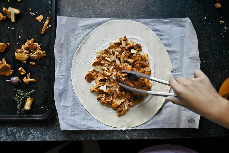 tarta cu gălbiori- Bucătăria familiei mele - Alex Juncu