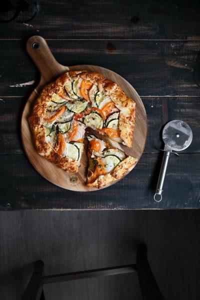 tartă Ratatouille - bucătăria familiei mele - alex juncu