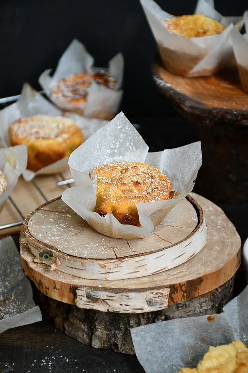 Brioșe cu dovleac si crema de brânză- Bucătăria familiei mele - alex juncu