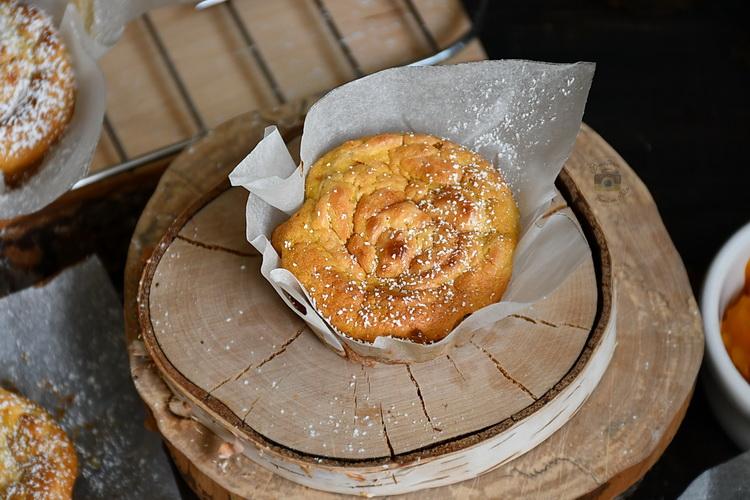 Muffin cu piure de dovleac- Bucătăria familiei mele - alex juncu