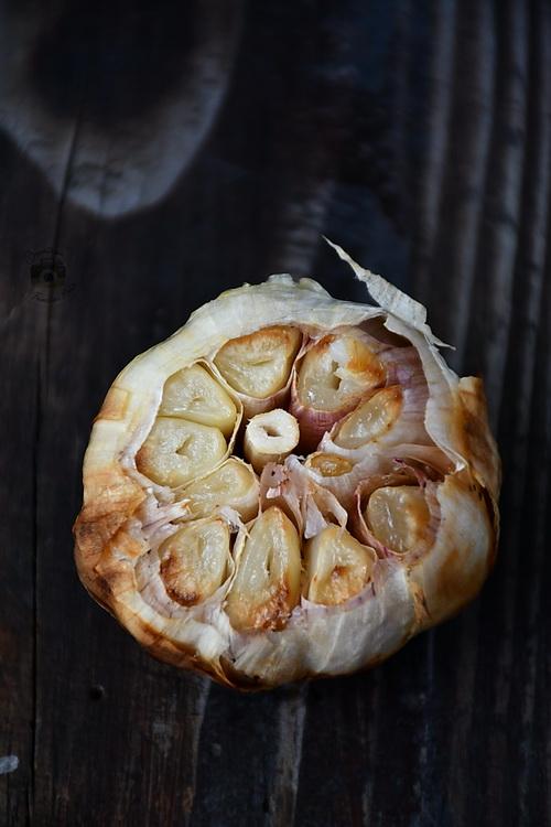 Usturoi copt - Bucătăria familiei mele - Alex Juncu