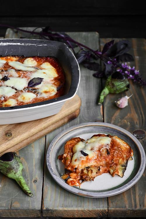 Parmigiana di Melanzane - Bucătăria familiei mele - alexjuncu.ro