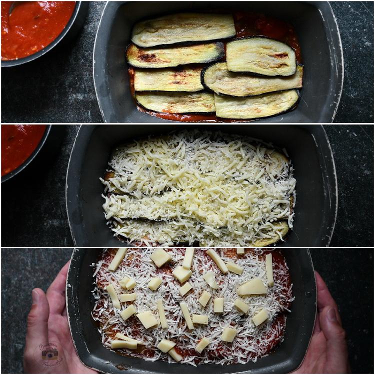Vinete cu parmezan - Bucătăria familiei mele - alexjuncu.ro